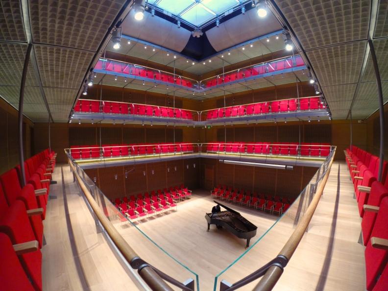Isabella Stewart Gardner Museum Auditorium, Renzo Piano