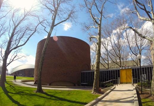 MIT Chapel, Eero Saarinen