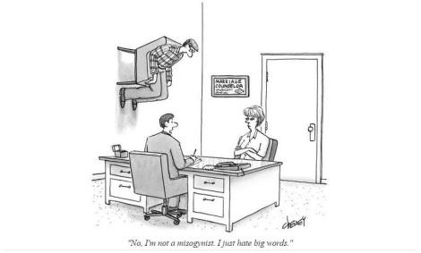 New Yorker Caption Contest 452