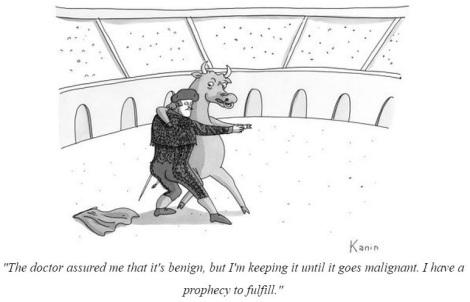 New Yorker Caption Contest 453